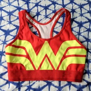 Under Armour Wonder Woman Sports Bra S